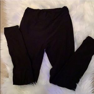 Black LulaRoe Noir leggings